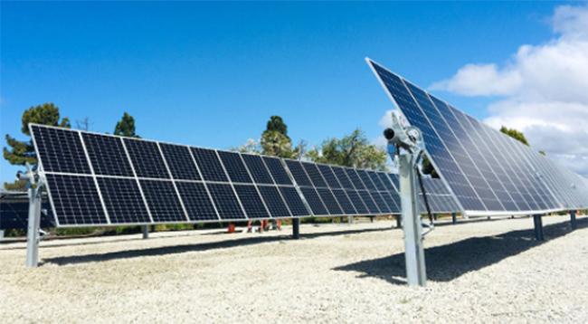 Seguidores solares inteligentes NX Horizon™.