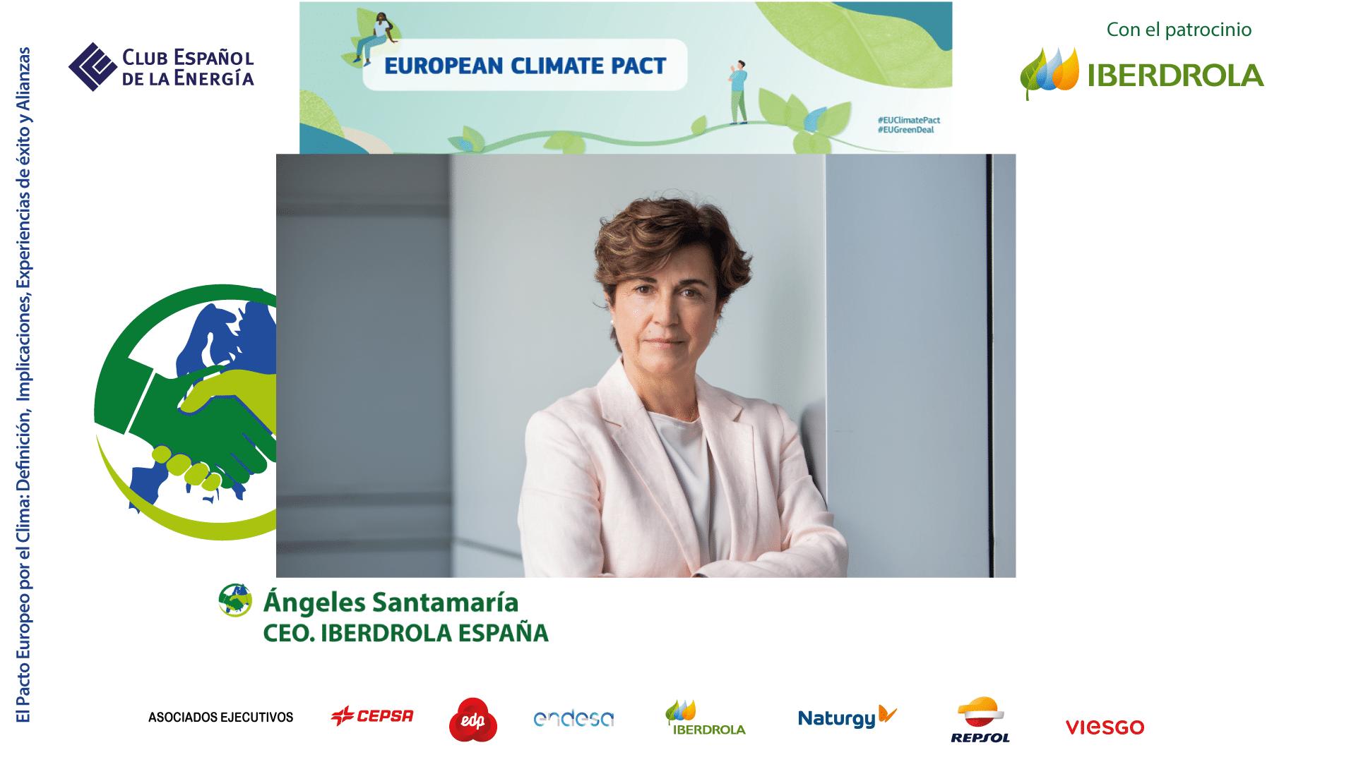 pacto europeo por el clima